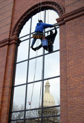 Commercial High Rise Window Cleaning for Ann Arbor