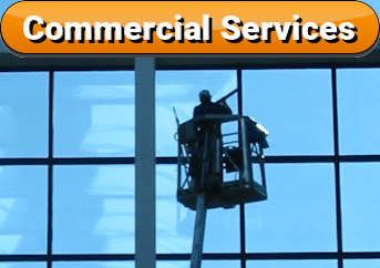 Professional Window Cleaning Commercial